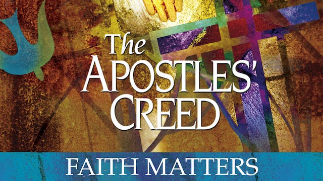 Faith Matters - Acquainted With Grief