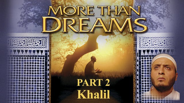 More Than Dreams - Khalil