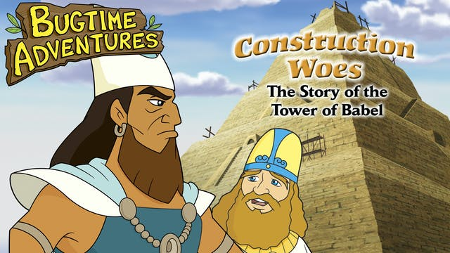 Bugtime Adventures – The Tower of Bab...