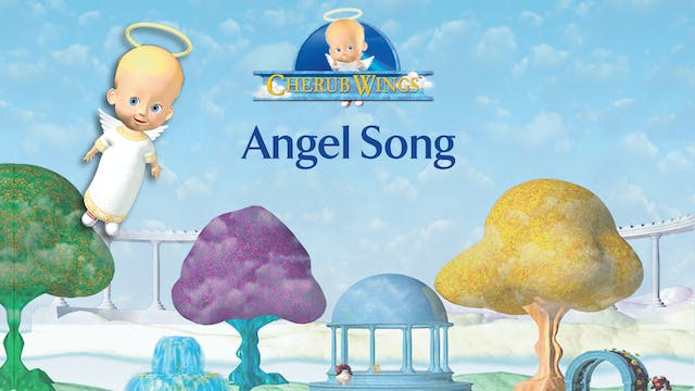Cherub Wings - Angel Song - Christmas
