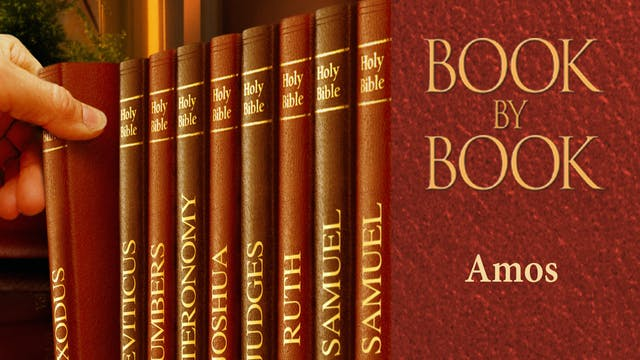 Book by Book - Amos - Behold the days...