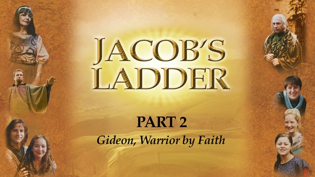 Jacob's Ladder - Gideon, Warrior by Faith