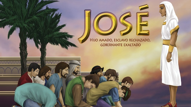 Joseph Beloved - Son Rejected Slave Exalted Ruler - Spanish