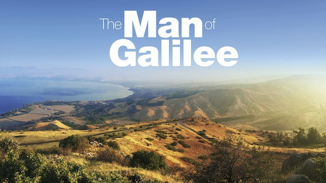 Man of Galilee: Life and Religion