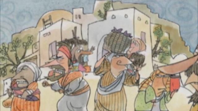 The Bedbug Bible Gang - Following God #2