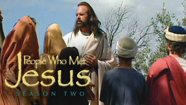 People Who Met Jesus - Series 2