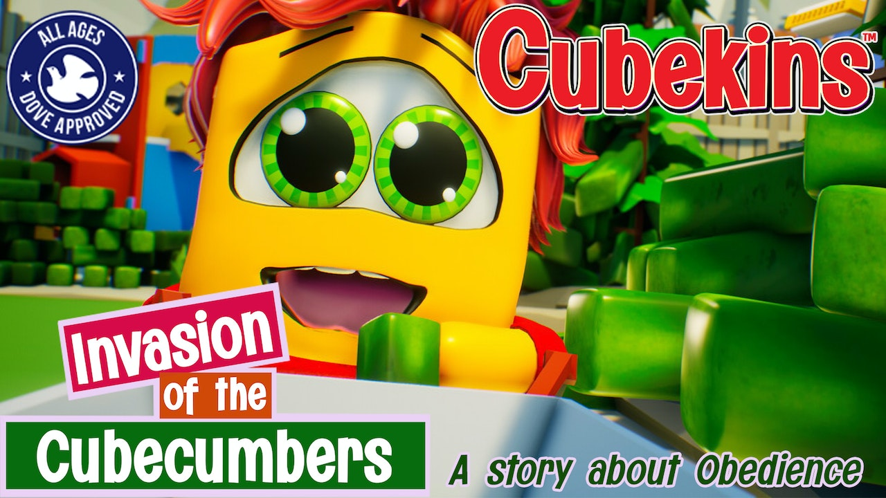 Cubekins: Invasion of the Cubecumbers