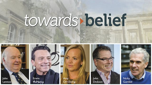 Towards Belief - Science and God