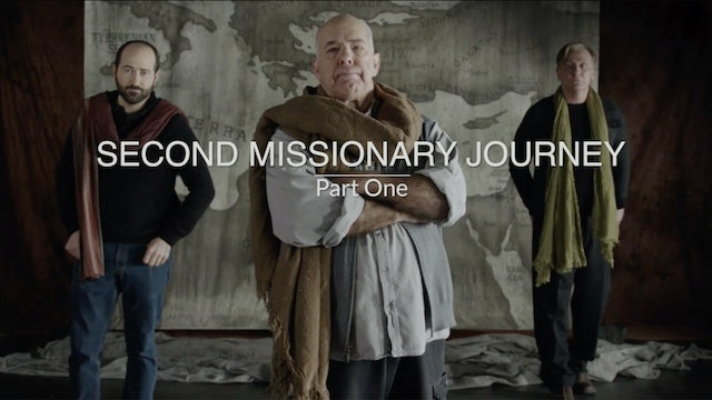 Acts EP12 - Second Missionary Journey - Part One