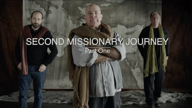 Acts EP12 - Second Missionary Journey...