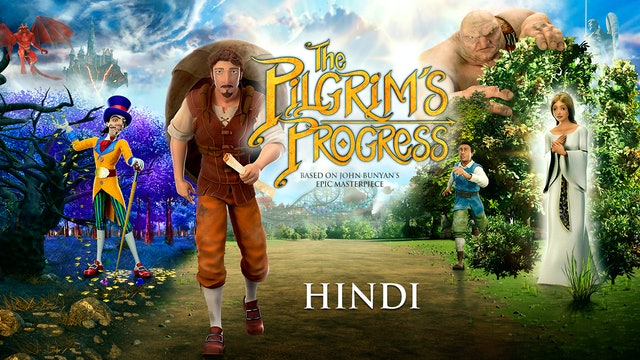 The Pilgrim's Progress - Hindi