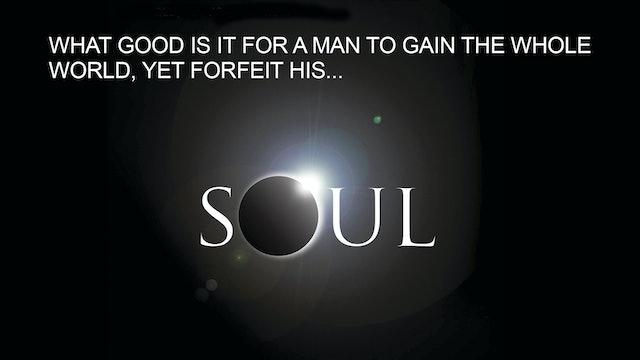 Christianity Explored - Soul - Cross