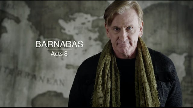 Acts EP5 - Barnabas