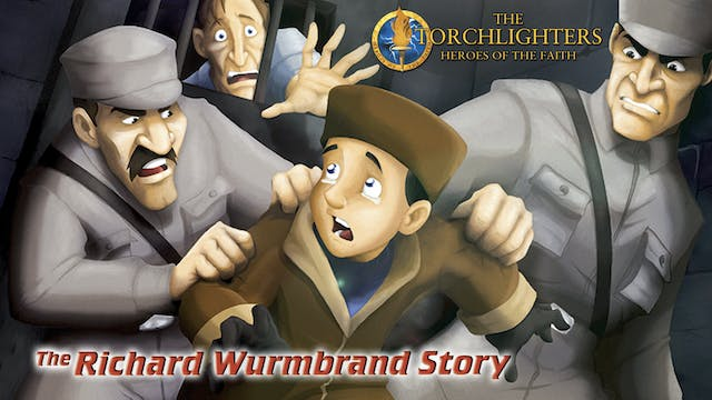 Torchlighters: The Richard Wurmbrand ...
