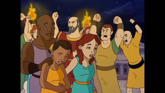 The Torchlighters - The Perpetua Story - Arabic