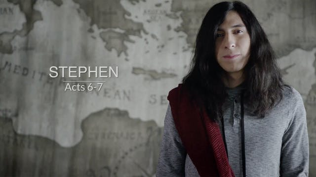 Acts EP3 - Stephen