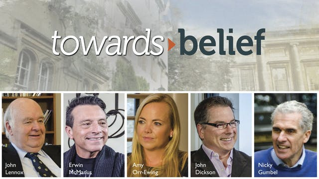 Towards Belief - Homosexuality