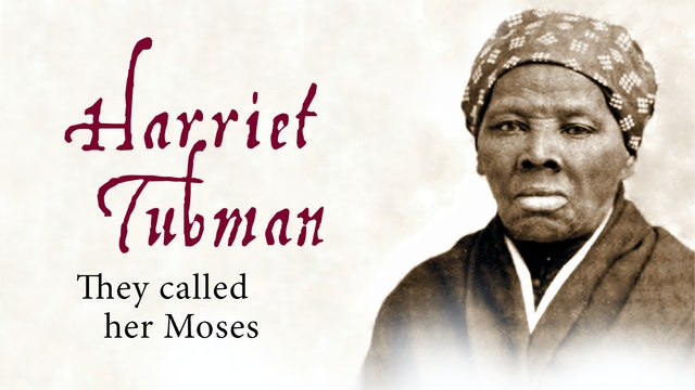 Harriet Tubman: They Called Her Moses - English
