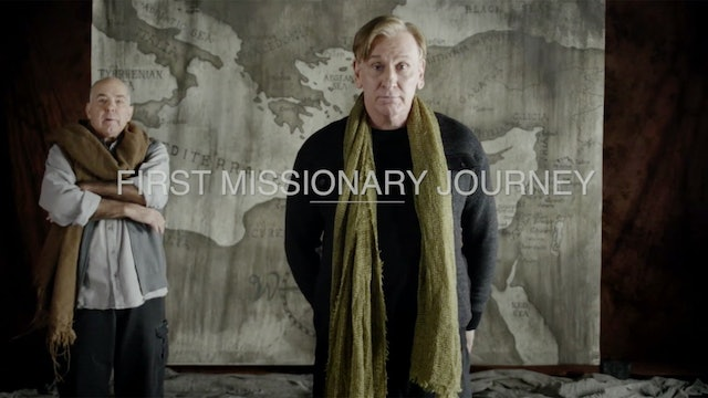 Acts EP9 - First Missionary Journey