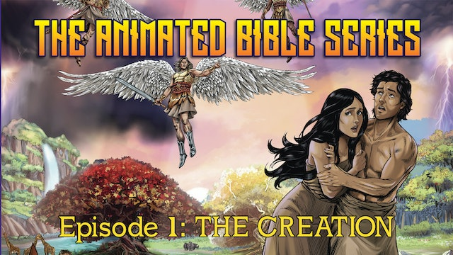 The Animated Bible Series: The Creation