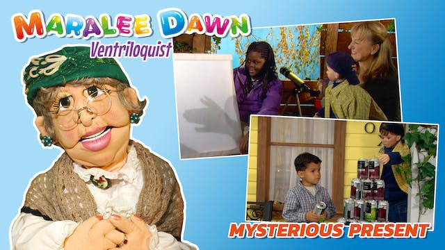 Maralee Dawn and Friends: Mysterious ...