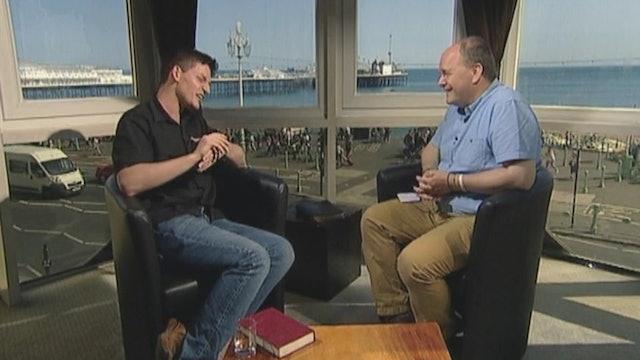 Job - Extra 2 - Paul Blackham in Conversation with Glen Scrivener