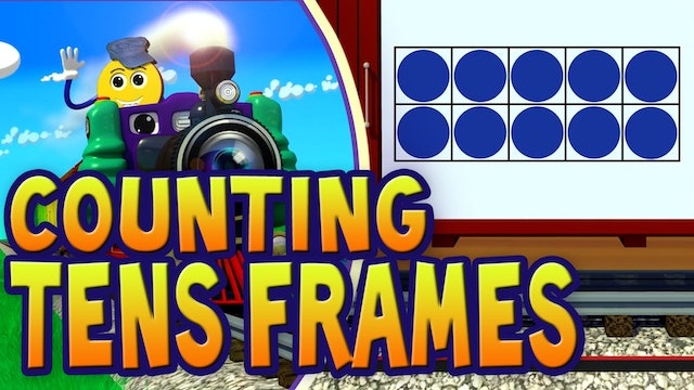 Counting Tens Frames