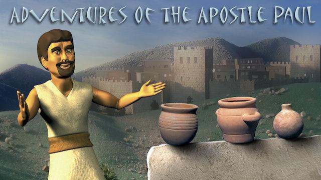 Adventures Of The Apostle Paul