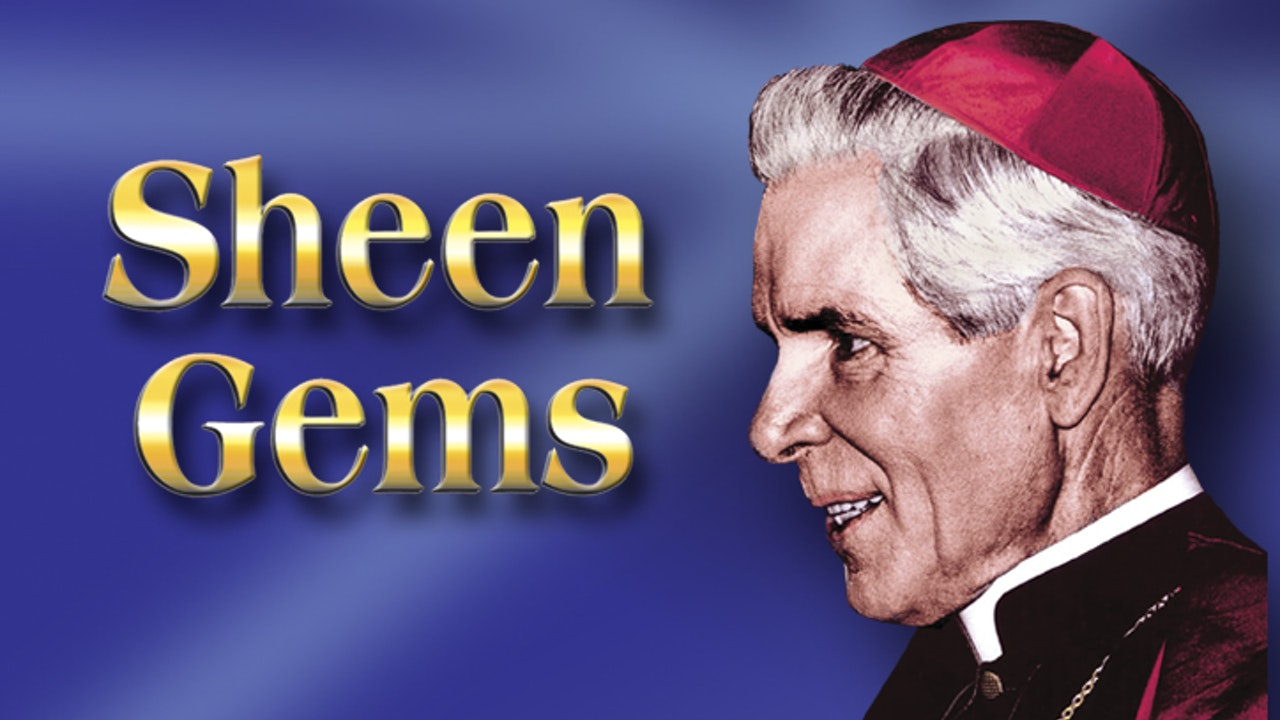 Bishop Fulton Sheen - Life is Worth Living