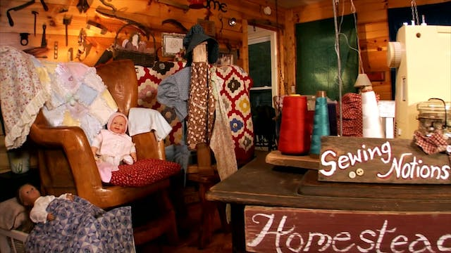 Homestead Blessings - The Art of Sewing