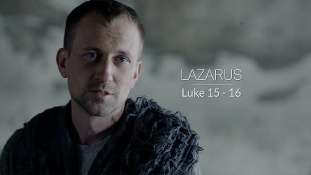 Luke EP15 - Lazarus