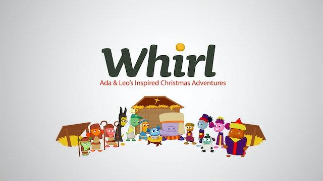 Ada and Leo's Inspired Christmas Adventures Volume 1