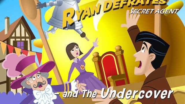Ryan Defrates  - The Undercover Queen