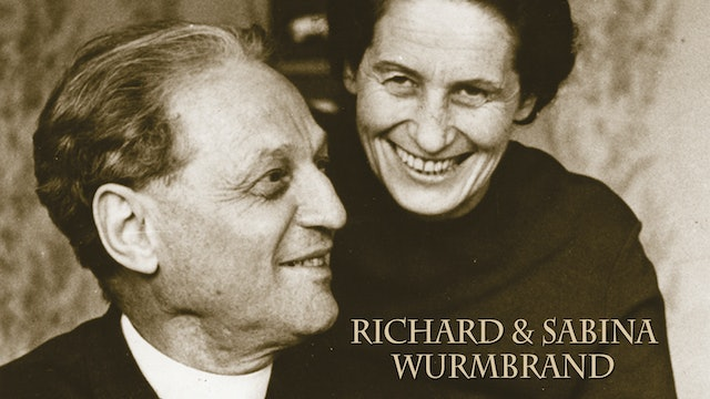 Richard and Sabina Wurmbrand - The Underground Pastor and His Wife