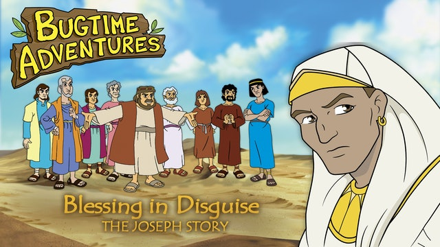 Bugtime Adventures - The Joseph Story