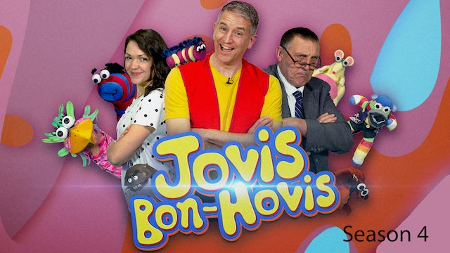Jovis Bon-Hovis and the Creation Crew - Obedience