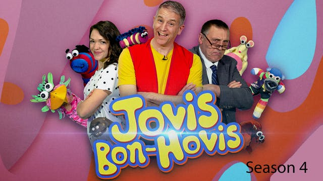 Jovis Bon-Hovis and the Creation Crew...