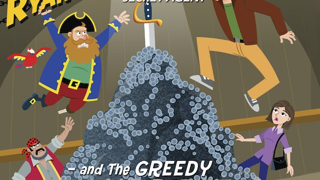 Ryan Defrates -  The Greedy Pirate