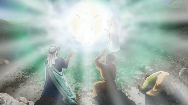 REY de GLORIA - La misión del Rey