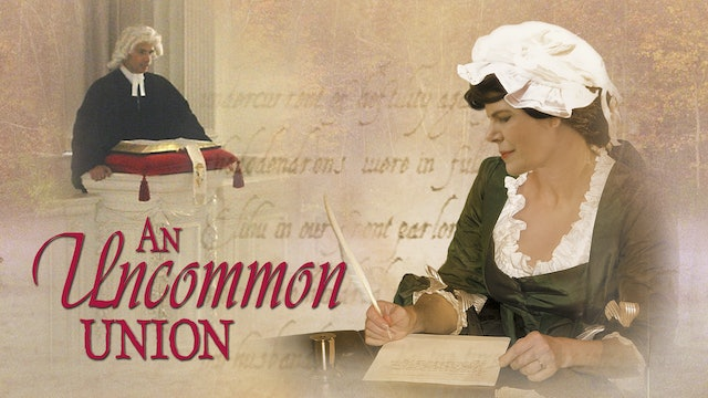 An Uncommon Union - The Life And Love Of Sarah And Jonathan Edwards