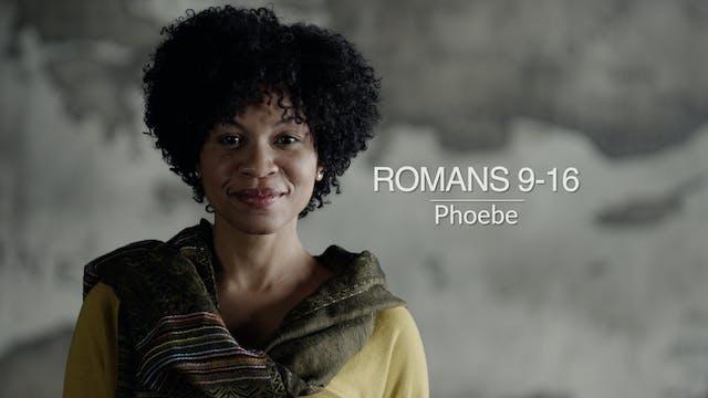 Paul's Letters EP10 - Romans 9-16