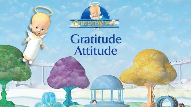Cherub Wings - Gratitude Attitude