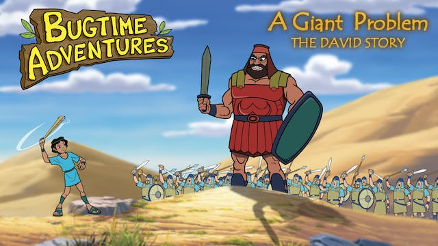 Bugtime Adventures - The David Story