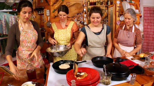 Homestead Blessings - The Art of Cooking