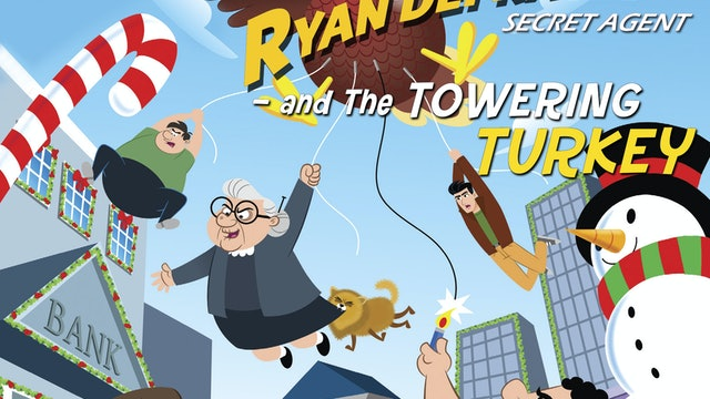 Ryan Defrates - Towering Turkey