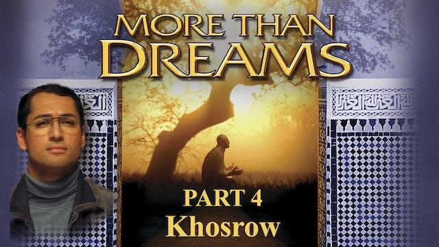 More Than Dreams - Khosrow