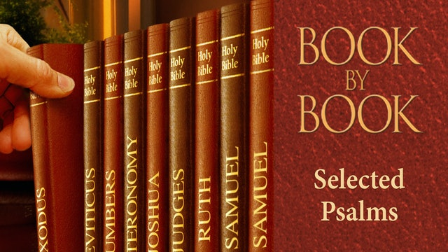 Book by Book - Psalm 20 - The Lord Saves His Anointed
