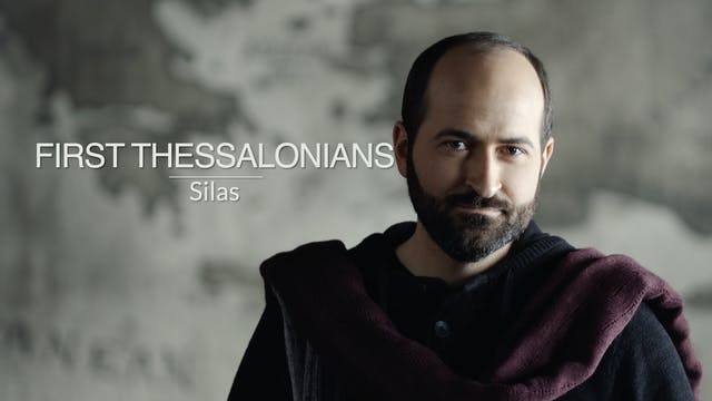 Paul's Letters EP4 - First Thessalonians