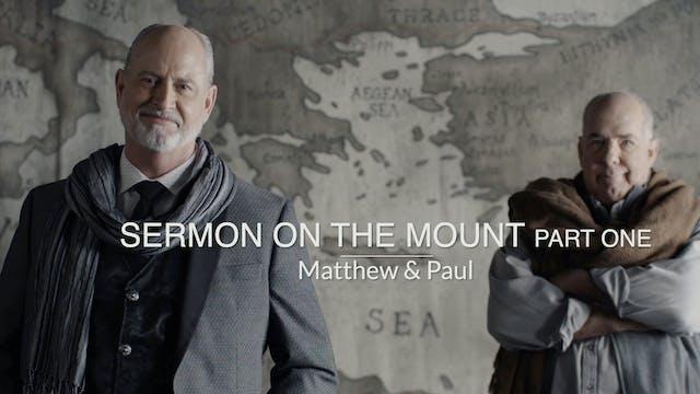 Three Gospels EP4 - Sermon on the Mou...