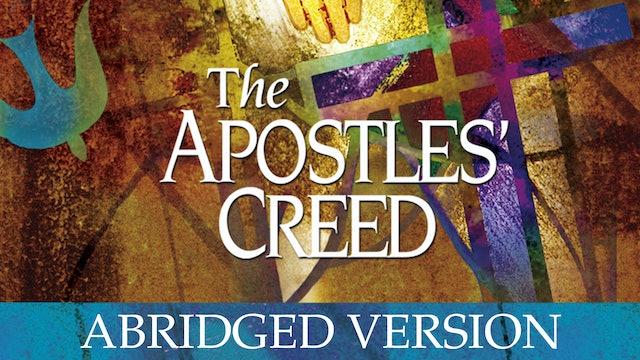Apostles Creed Abridged - Study Guide